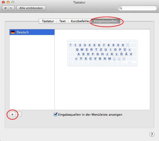 Türkische Tastatur Unter Windows Und Mac Einrichten Türkisch