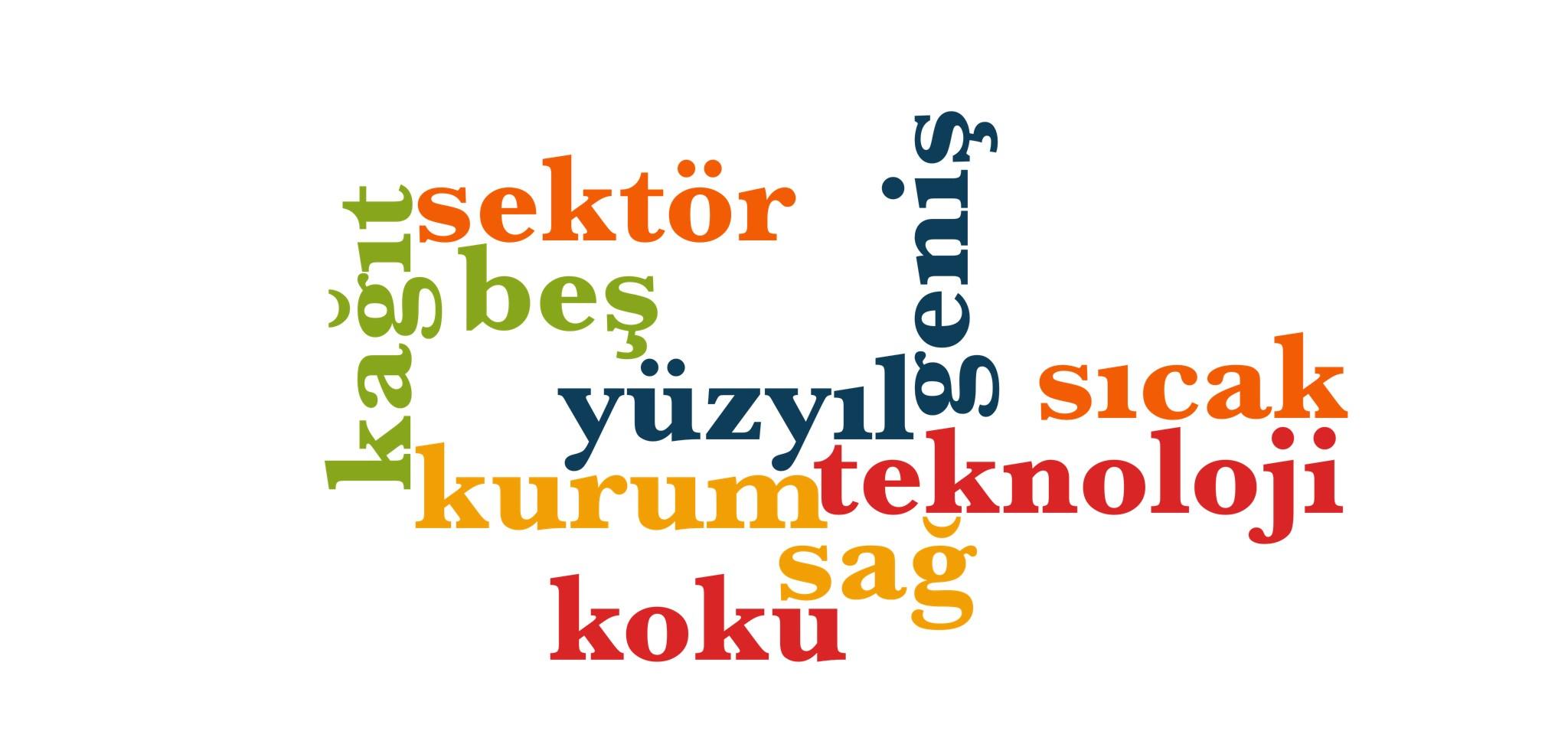 Wörter 471 bis 480 der 1000 häufigsten Wörter der türkischen Sprache